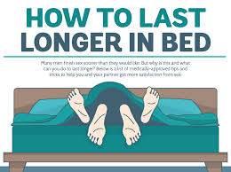 10 Ways To Last Long In Bed